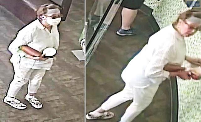 聖荷西警方仍尋求對嬰兒咳嗽婦女起訴攻擊重罪。聖荷西警方提供