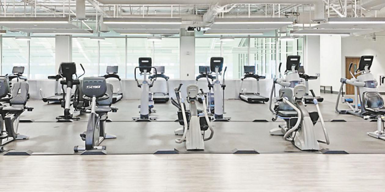多家健身館由於不遵守當局防疫指令而被傳喚。洛杉磯時報
