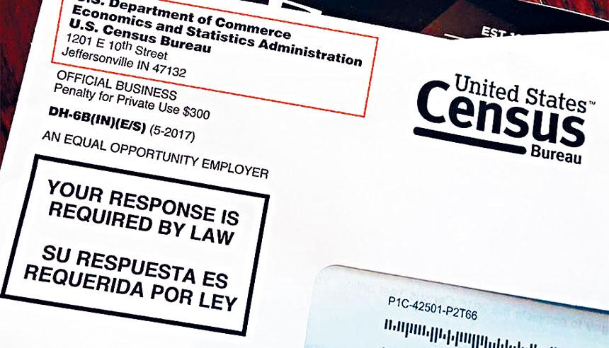 紐約多位民選官員、移民團體均對法官表示禁止提前結束人口普查的裁決表示支持。資料圖片