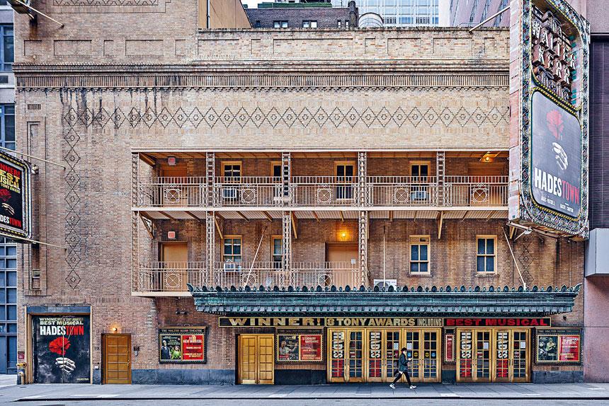 雖然劇院自3月中旬以來關閉至今,但排練工作室已紛紛重開。David S. Allee/紐約時報