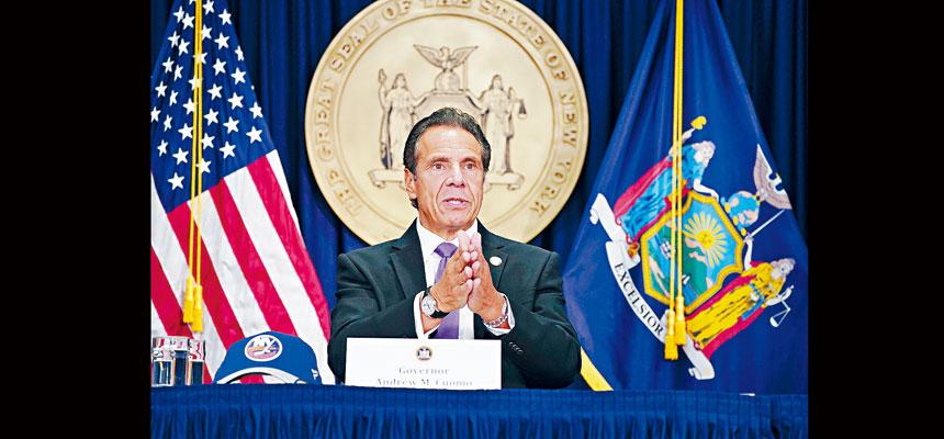 柯謨強調,將盡全力把感染率保持在1%以下。州長辦公室Flickr圖片