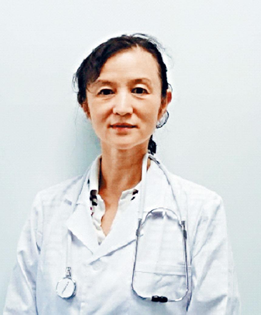 圖為幹細胞專家呂曉霞教授。