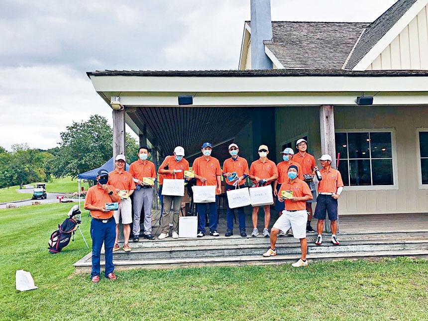 大華府華人高爾夫俱樂部排名賽圓滿落幕。