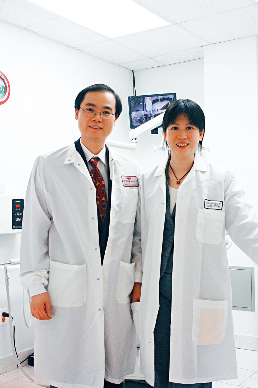 楊偉明牙醫博士、梅志凌牙醫博士醫術精湛,為病人提供細心,優質服務。