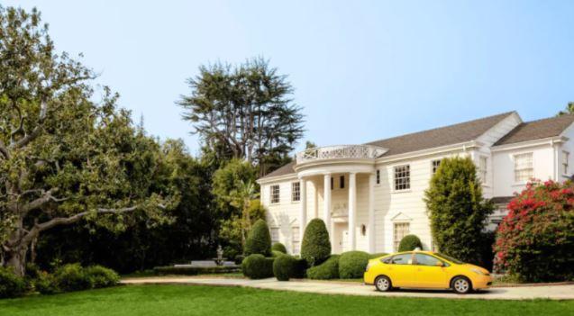 名為「貝萊爾的新鮮王子」的布倫伍德豪宅。Airbnb