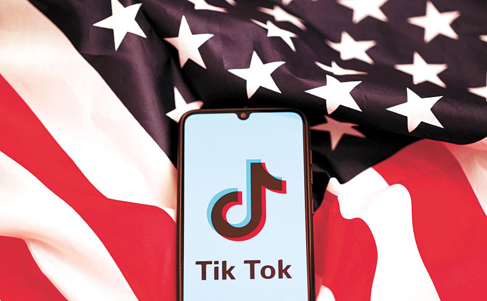 TikTok禁令被法官暫緩,美國商務部表示,會積極捍衛政府的行政命令。路透社