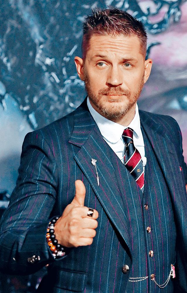 湯哈迪有傳將接演007占士邦一角。