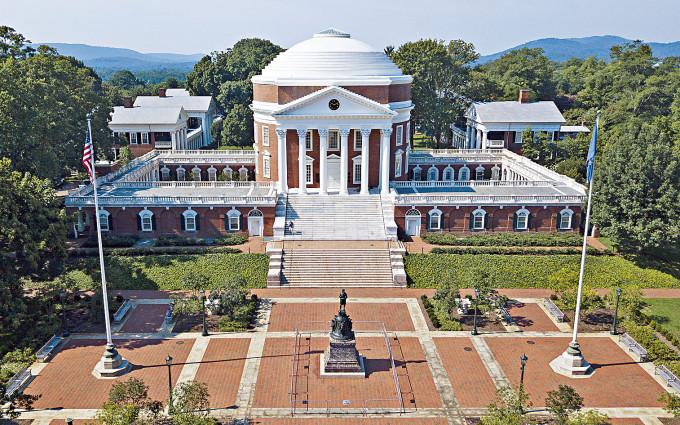 美國維珍尼亞大學。