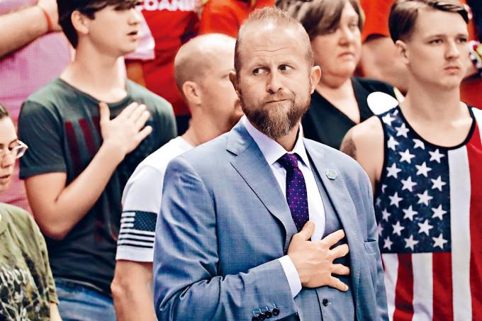 特朗普前競選經理帕斯凱爾。