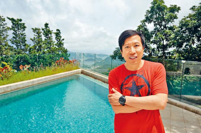 陳振聰入獄前曾接受本報訪問,堅持擁有的○六年遺囑是真遺囑,堅信會有平反一天。