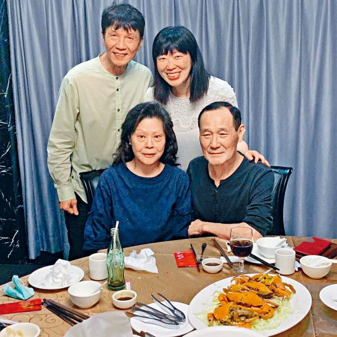 陳惠敏跟太保等好友飯局。