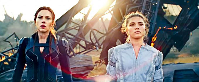 《黑寡婦》由11月押後至明年5月上映。