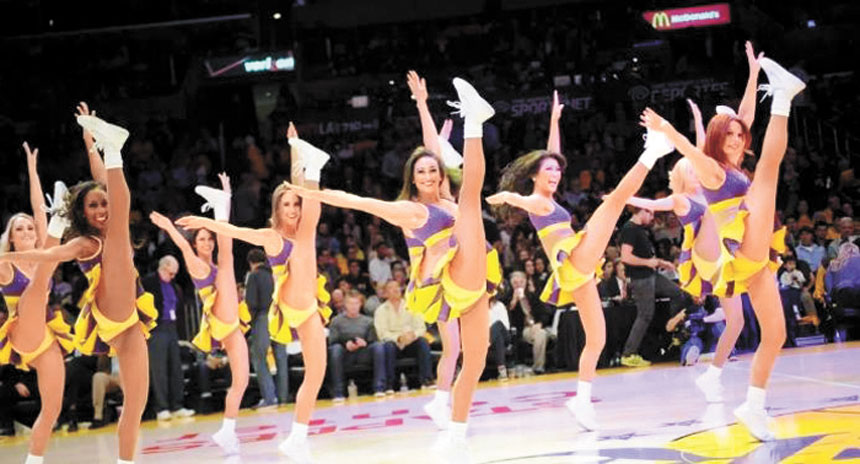 NBA的「潛規則」近年被揭越來越多。網上圖片