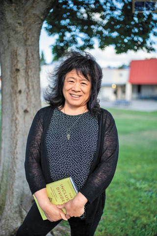 余貞美堅定表示自己非常有經驗,可以在這次疫情大流行中有效幫助校區。受訪者提供