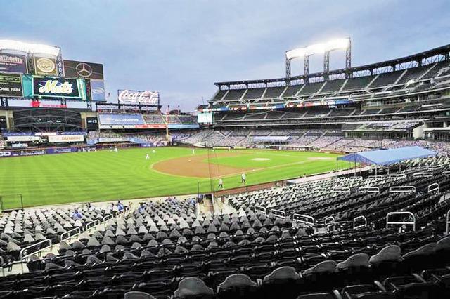 圖為紐約大都會主場花旗球場(Citi Field)。網上圖片
