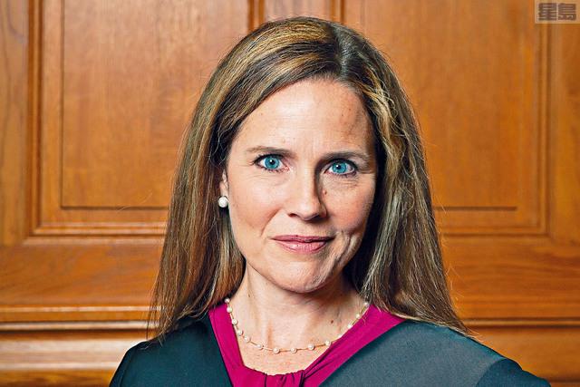 多個傳媒引述消息報道,總統特朗普將提名第七巡迴上訴法院法官巴瑞特,接替早前病逝的最高法院大法官金斯伯格。美聯社