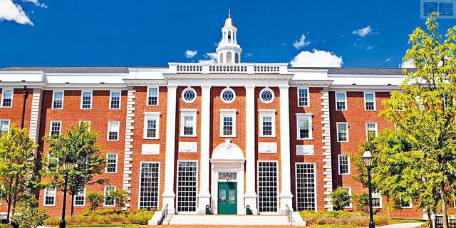 ■哈佛大學連續第四年榮登《華爾街日報》最佳大學排名榜榜首。    資料圖片