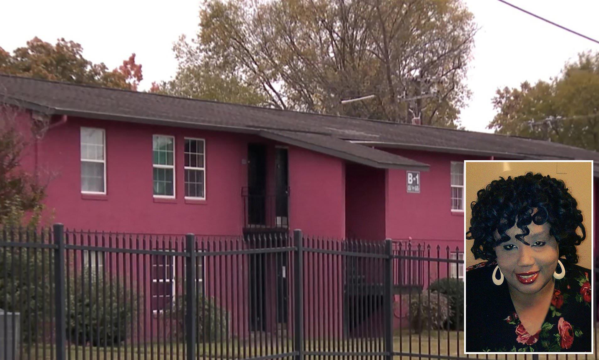 田納西州56歲女子祖莉在家死亡後,屍體被警方發現時已化成白骨。    網上圖片