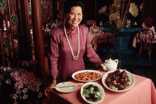百歲美國「中餐女王」辭世傳奇落幕