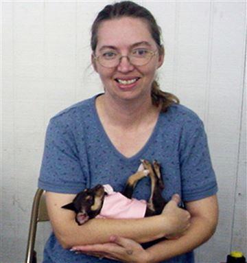 女囚犯莉莎‧蒙哥馬利。美聯社資料圖片