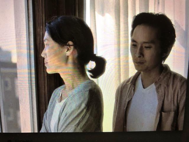 ■美籍華裔導演王穎新作「回味」上映,以精準造餐反思 家庭關係。
