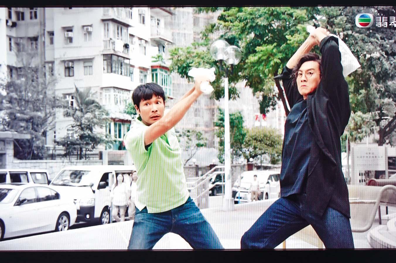 郭晉安與譚俊彥主演的《失憶 24 小 時》應該相當有喜感。