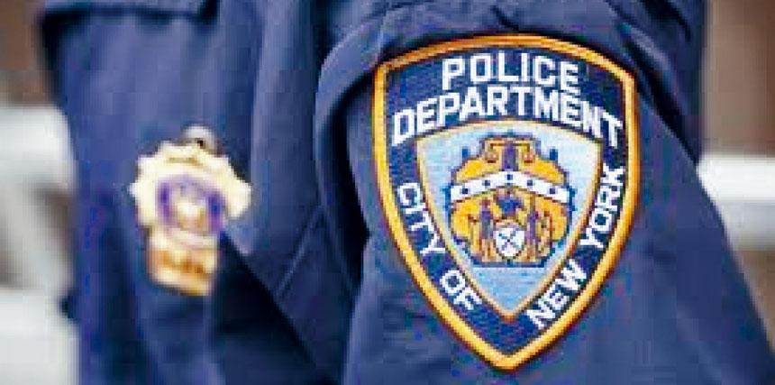 紐約市警將增派警力確保選民投票安全。資料圖片
