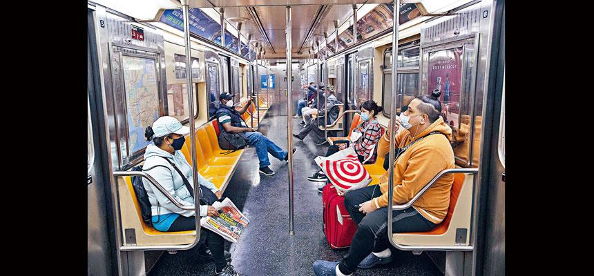 MTA原本計劃每兩年進行一次加價,把收入提高約4%。Gregg Vigliotti/紐約時報