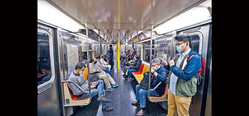MTA多次呼籲聯邦提供120億元援助。Gregg Vigliotti/紐約時報