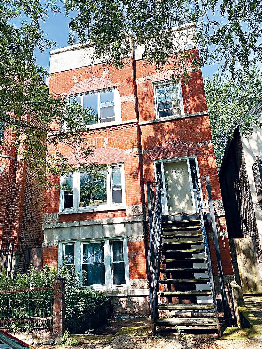 芝市的房屋平均一年的地產稅高達12000元。梁敏育攝