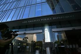 洛杉磯市今年兇殺案出現增長。洛杉磯時報