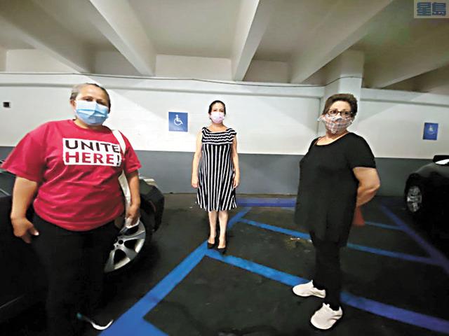 失業酒店員工希望前雇主延長醫療保險,否則等於宣判死刑。Unite Here