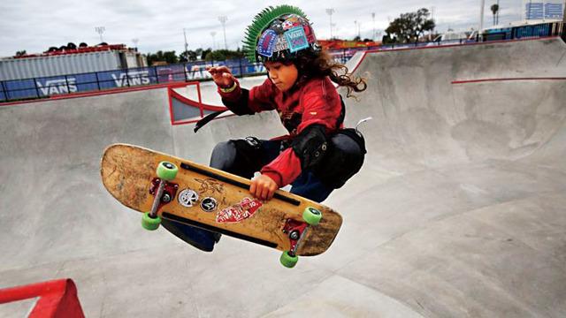 橙縣科斯塔梅沙市一直拒絕開放滑板公園,滑板玩家決定舉辦抗議活動。洛杉磯時報
