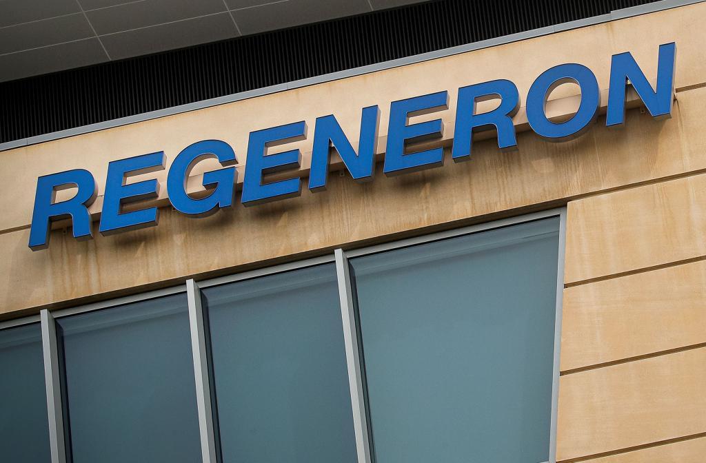 Regeneron暫停新冠肺炎重症患者的藥物臨床測試。路透社