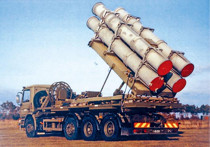 美國將向台灣提供岸置「魚叉」導彈系統。
