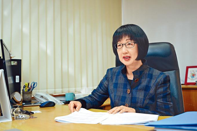 旅議會總幹事陳張樂怡