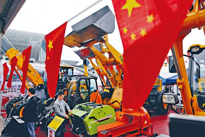 中國立法限制敏感科技出口。