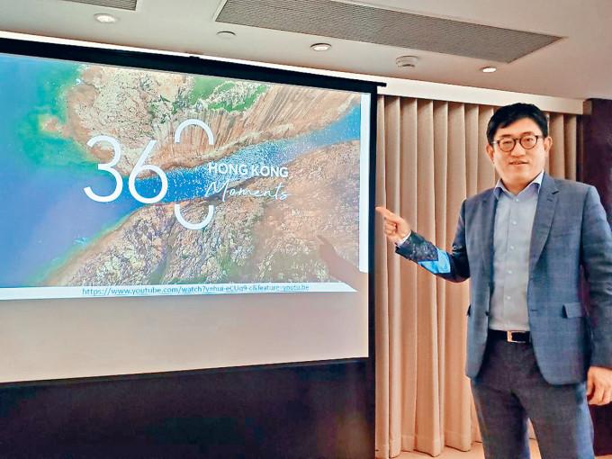 程鼎一指旅發局推出活動,是希望鼓勵業界花心思辦創新的本地遊旅行團。
