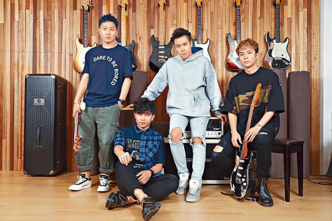 四人能與不同主流音樂人合作,都感到有助音樂多元化發展。