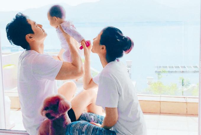 羅仲謙與楊怡表示為了家人更好才會改名。