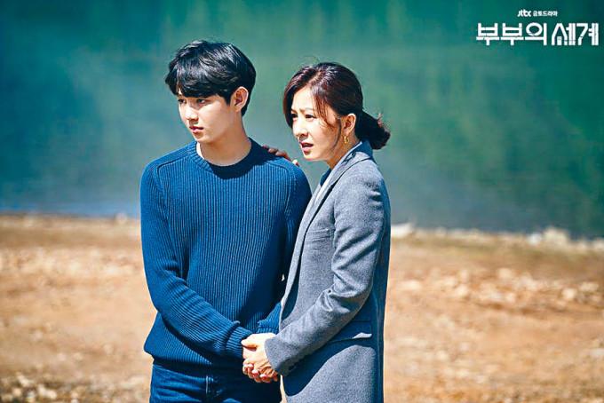 曾演《夫妻的世界》的全真㥠,在描寫BTS的新劇中扮演田柾國。