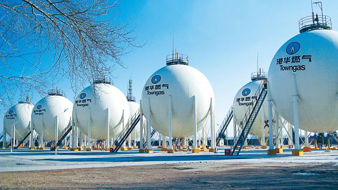 煤氣及旗下港華燃氣,以約53.6億港元入股上海燃氣。