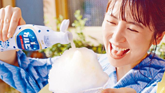 長澤正美的廣告身價近年狂升,令她打入最高廣告身價女星三甲。