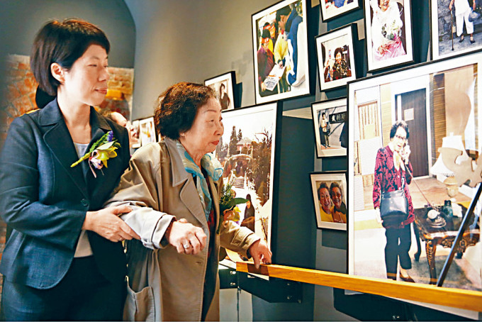 台灣的慰安婦紀念館於一六年開幕。