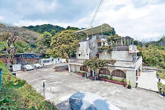 雅居樂陳氏家族斥4.51億奪大埔住宅地。