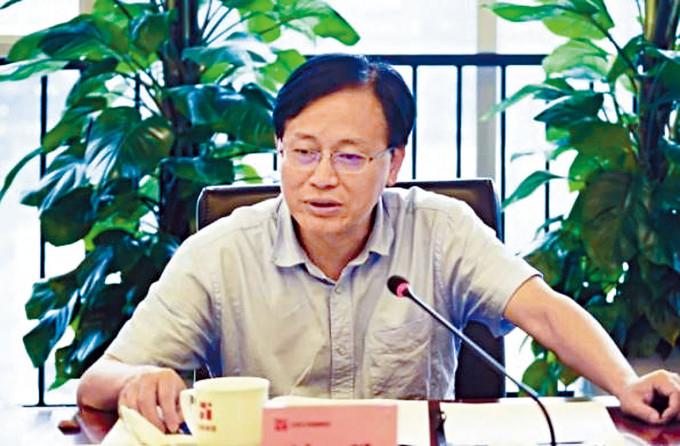 成都市教育局局長劉強。