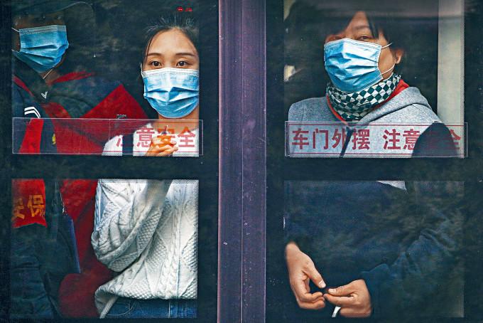 新疆再現本土病例,內地民眾不敢鬆懈。