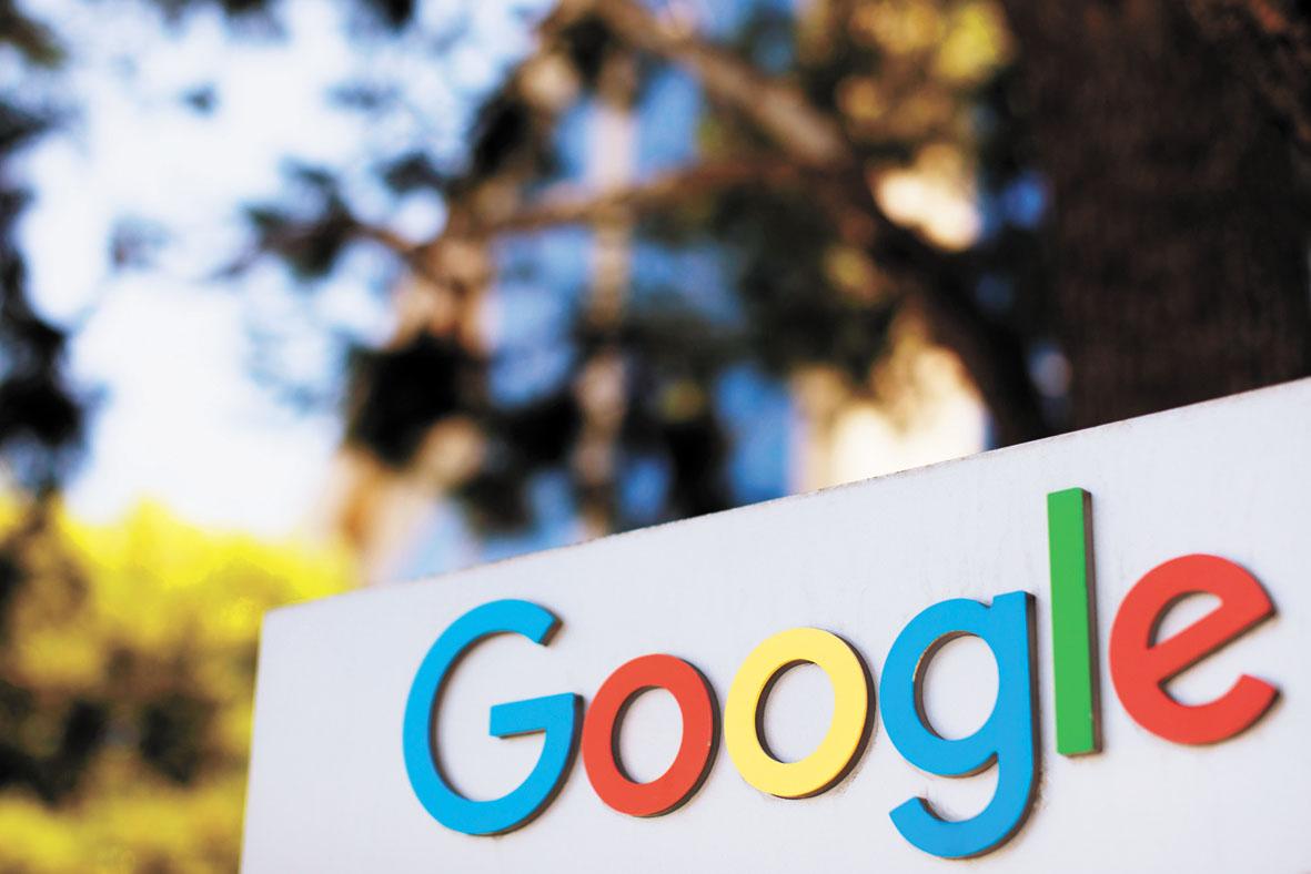 正在遭調查的網絡巨頭中,谷歌在自己的核心市場佔據壓倒性優勢。路透社