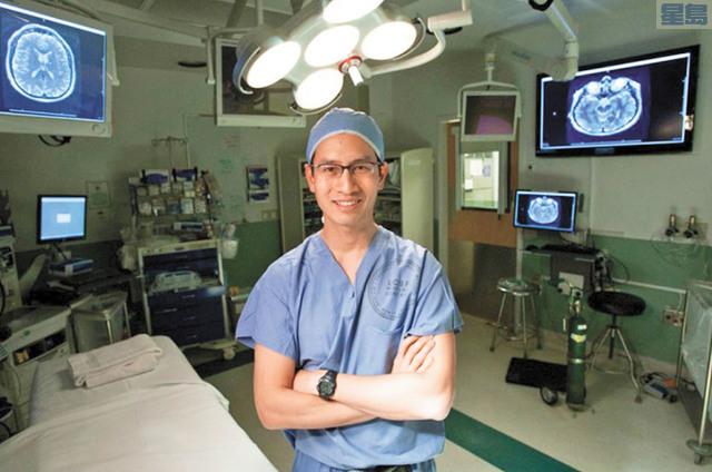 三藩巿加大醫院神經外科主任張復倫獲選為美國國家醫學科學院(NAM)院士。資料圖片