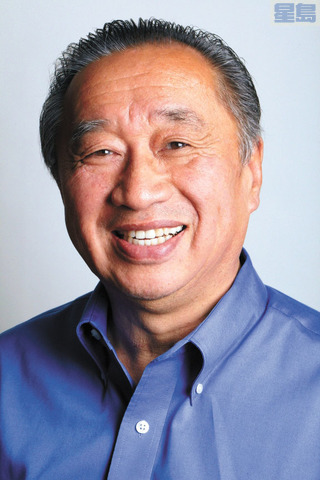 美亞骨髓項目的創始人梁孝維。AADP提供
